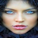 تغییررنگ چشم به آبی در۲۹روز